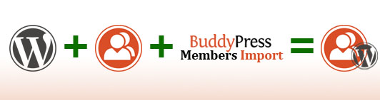 BuddyPress Members Import wordpress user import wordpress user export buddypress members export