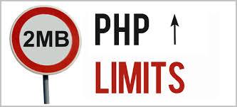 PHP Upload Limit